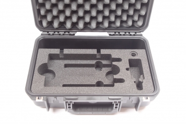 Wireless Solution BlackBox TX/RX Case incl. Inlay