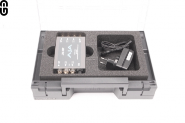 AJA Converter Base 110/79 Case incl. Inlay