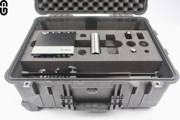 iSEM Acoustic/CalibratorSet Case incl. Inlay