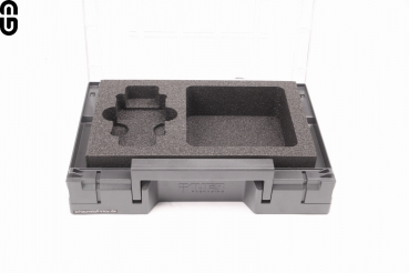 AJA Converter Base 84/61 mm Case incl. Inlay