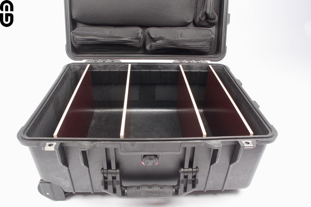 Verwonderlijk Inlay-Shop - Peli 1560 Studio Case inkl. Notebook Einteiler und TH-13