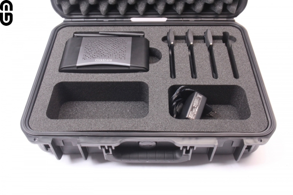 Barco ClickShare Case incl. Inlay