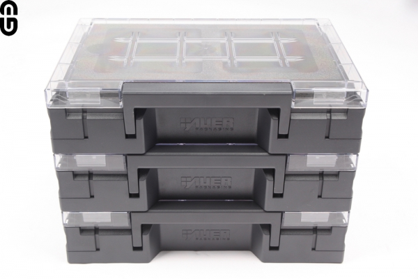 BlackMagic Mini Converter Case incl. Inlay