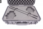 Sennheiser ME36 o. ME34/MAT 133-S B Set of 2 Case incl. Inlay