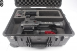 Panasonic AG DVX 200 4k Case inkl. Inlay